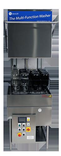Multifuntion bottle washing machines