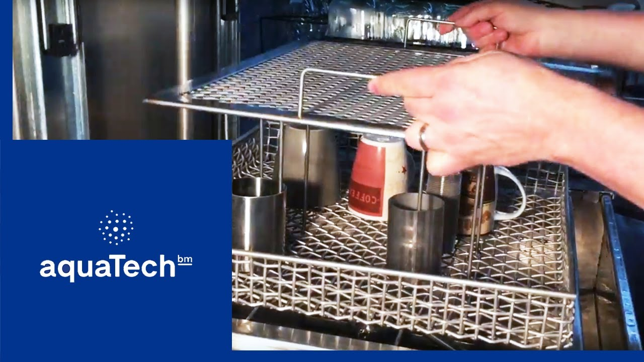 laboratory glassware washer