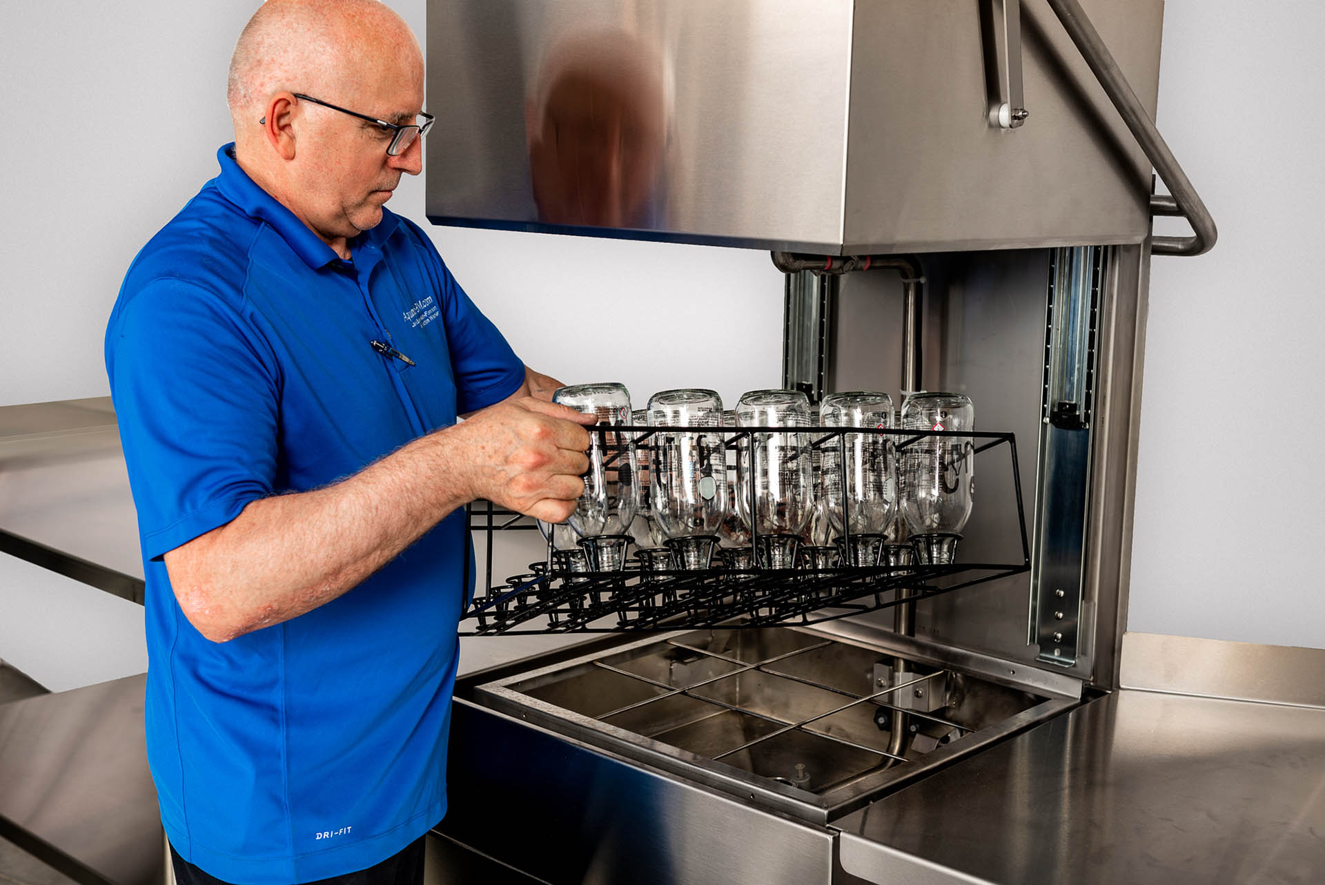 Food industry Bottle Washing