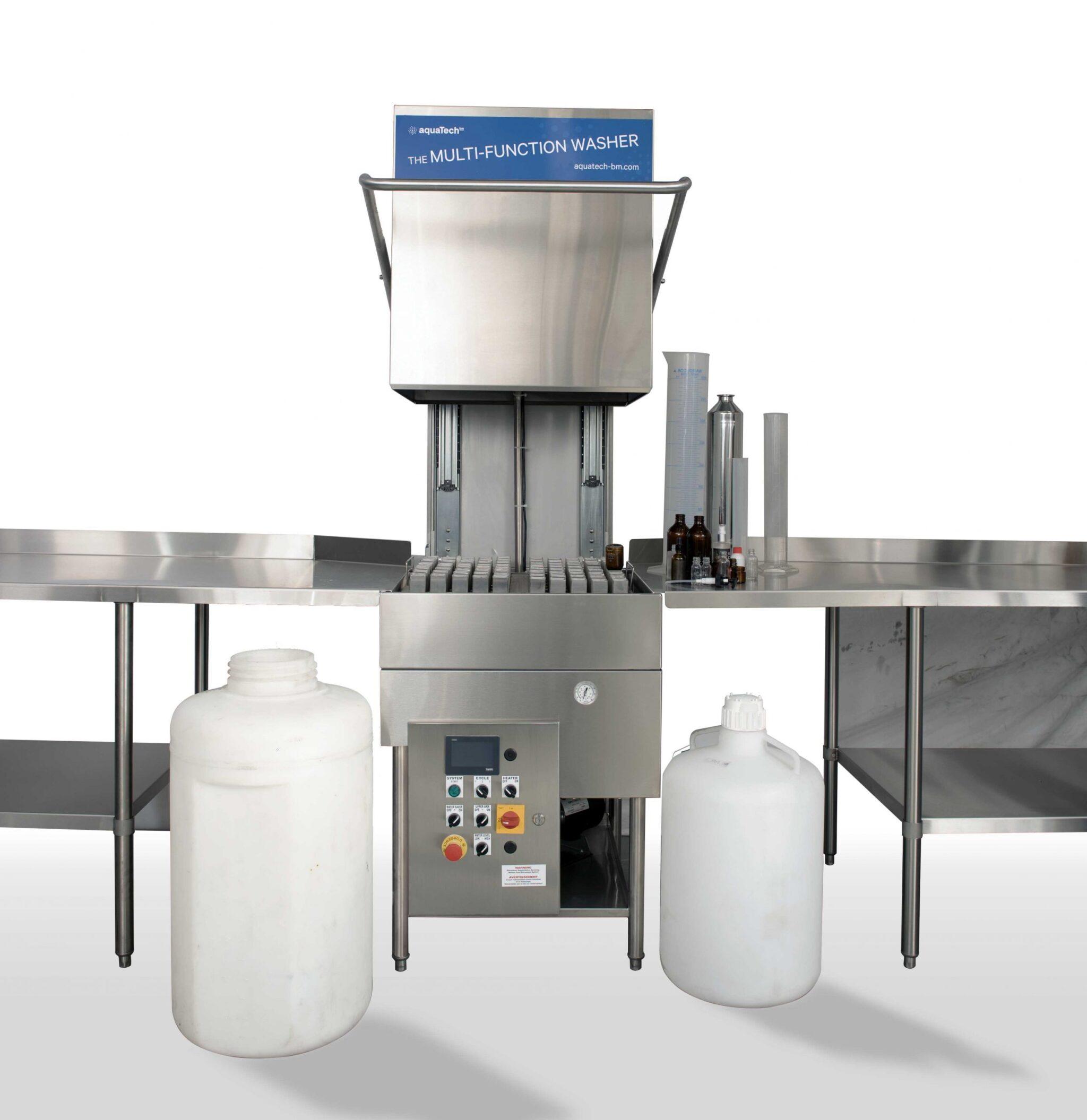 Machines à laver les contenants
